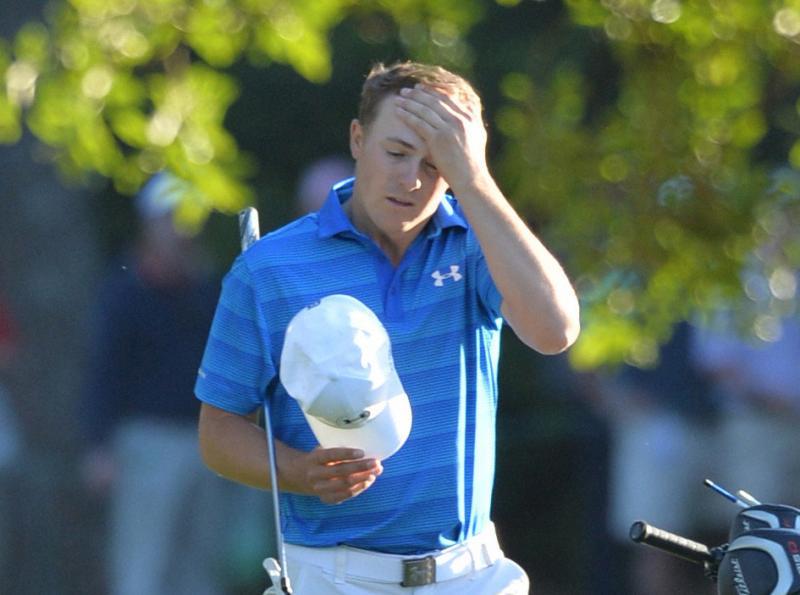ジョーダン・スピースの悲劇を呼んだスイングの悪癖 - ゴルフスイング ...