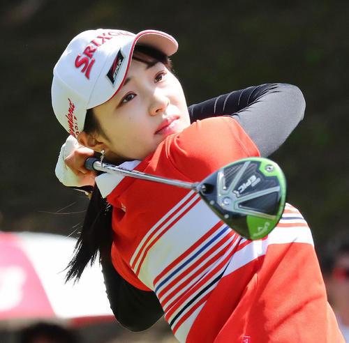 結果 女子 ゴルフ プロテスト