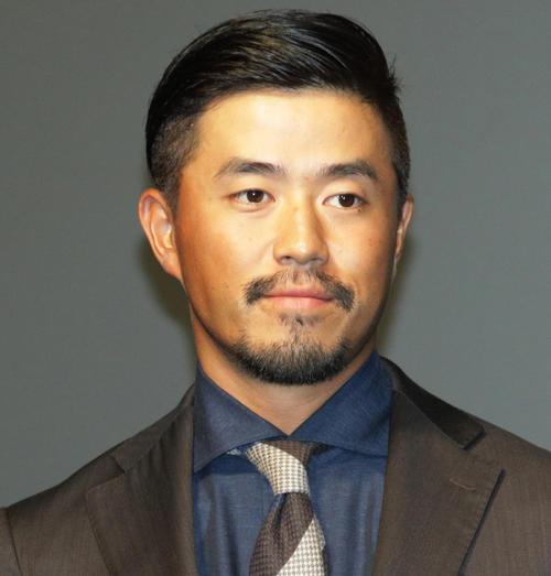 小平智(2018年12月4日撮影)