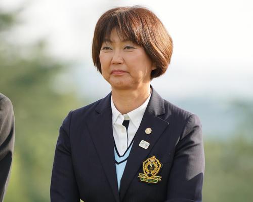 小林浩美会長(2019年10月27日撮影)