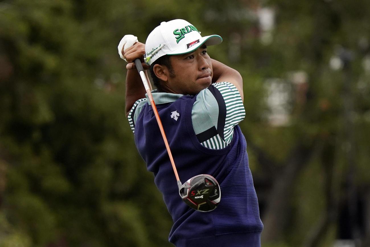 男子 ゴルフ 米国