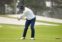 松山英樹、前半は1つ伸ばし首位と7打差でターン - 米国男子ゴルフ : 日刊スポーツ
