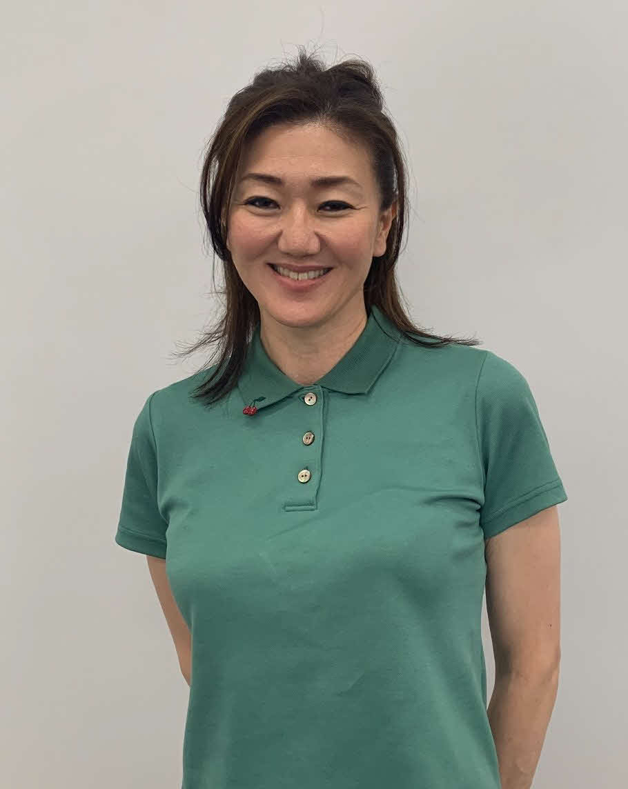 初の著書「好転力」を出版する東京五輪女子ゴルフコーチの服部道子氏