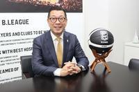 """Bリーグ大河チェアマンが描く未来と""""インパクト"""" - バスケット : 日刊スポーツ"""