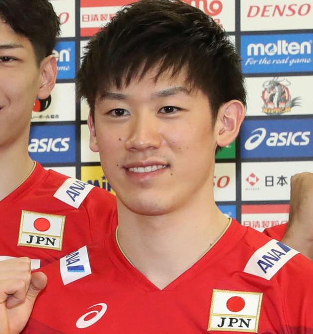 nikkansport.com @ mobile石川祐希、西田有志ら14人 バレー男子代表発表
