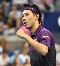 錦織8強!マゼルOP初戦で昨年覇者にストレート - テニス : 日刊スポーツ