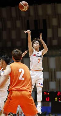 新潟 今年も健在五十嵐圭 得点力UPで開幕に弾み - バスケット : 日刊スポーツ