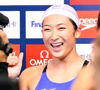 池江が日本新!世界記録保持者ショーストロム破った - 水泳 : 日刊スポーツ