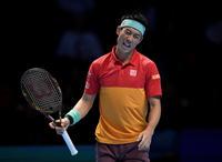 錦織が完敗、世界6位からわずか1ゲームしか奪えず - テニス : 日刊スポーツ
