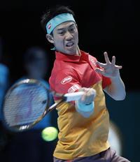 錦織圭「何が何だか」テニス人生最悪のスコアで完敗 - テニス : 日刊スポーツ