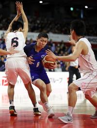 帝京長岡3位決定戦敗退も神田龍「集大成」の21点 - バスケット : 日刊スポーツ