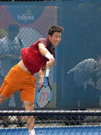 錦織圭、入念に「世界のサーブ王」カロビッチ対策 - テニス : 日刊スポーツ