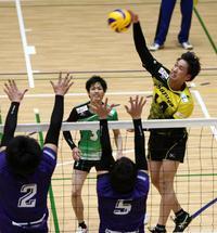 Vリーグ3部サフィルヴァ北海道がファイナル進出 - バレー : 日刊スポーツ
