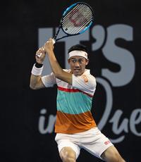 錦織圭が3大会ぶりに初戦突破 バルセロナOP - テニス : 日刊スポーツ