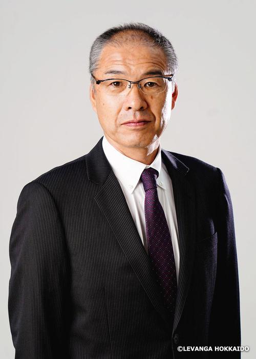 レバンガ北海道の内海知秀監督