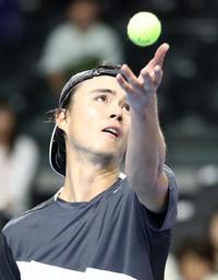 ダニエル太郎、接戦制し2回戦へ ジュネーブOP - テニス : 日刊スポーツ