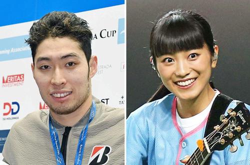 萩野公介とmiwaが結婚 妊娠中で今冬に出産予定