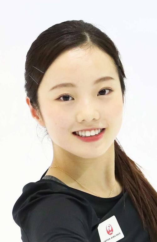 本田真凜(2019年7月15日撮影)