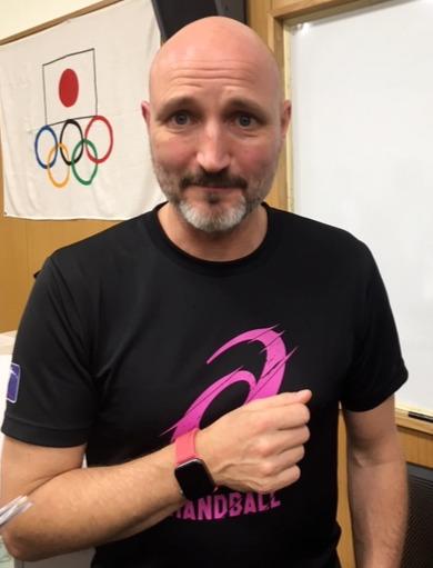 ラグビーW杯の日本代表に刺激を受けたハンドボール女子日本代表のウルリック・キルケリー監督