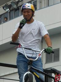 BMX競技用のジーンズ開発「動きやすい」中村輪夢 - スポーツ : 日刊スポーツ