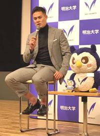 ラグビー田村優がトークショー「好きなことやって」 - ラグビー : 日刊スポーツ