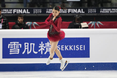 Kihira Rika acting as a women's SP [Photograph / PNP]
