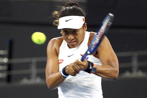 Photo of Naomi Osaka loses the finals due to reversal / Brisbane International Details