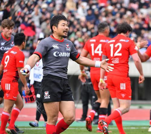 "Photo of Tanaka Shiro Canon official game debut ""I couldn't sleep"""