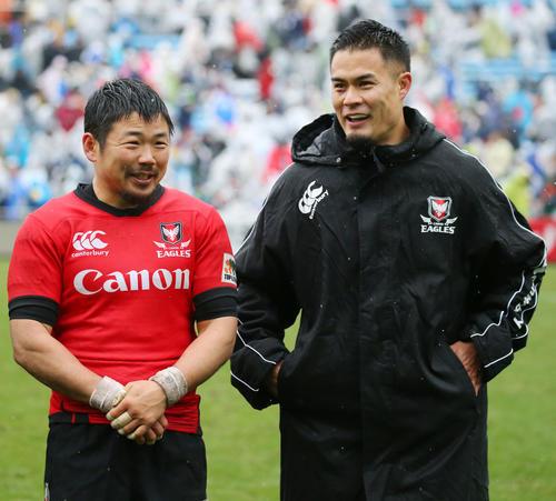 "Photo of Modified by MVP Shiro Tanaka ""Is it a name?"""
