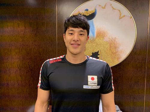 男子200メートルバタフライで世界歴代3位の日本記録を出した瀬戸大也