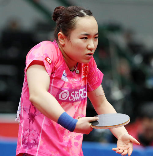 Photo of Misa Ito tears off semi-final defeat