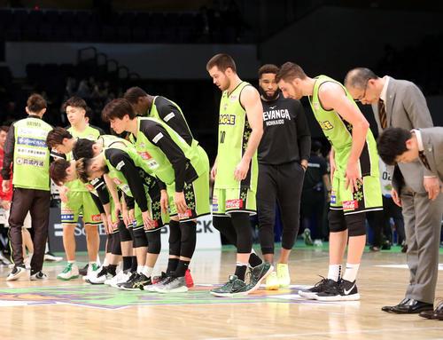 "Photo of B1 Hokkaido 6 consecutive losses ""Defense didn't work"""