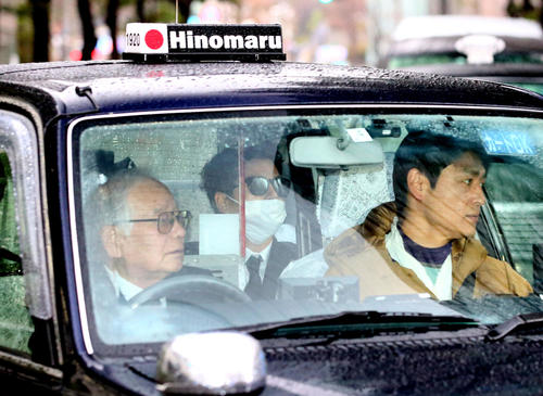 Photo of Defendant Kazuhiro Snowbo is sentenced to three years in prison and four years suspended