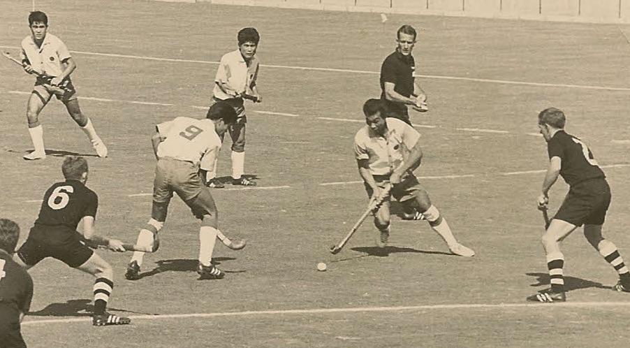 64年東京五輪での日本代表の試合