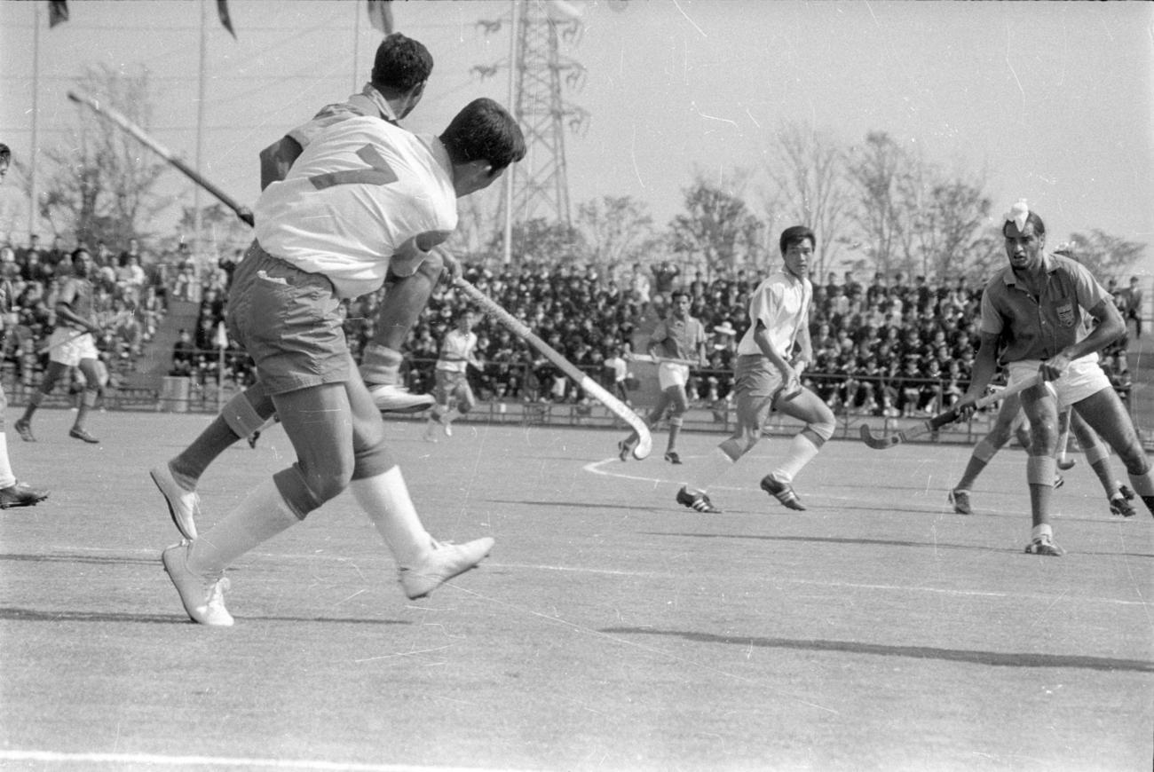 64年東京五輪で2-0で勝ったケニア戦