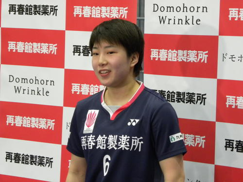 """Photo of Akane Yamaguchi """"Until the danger"""" battle complicates Wuhan competition"""