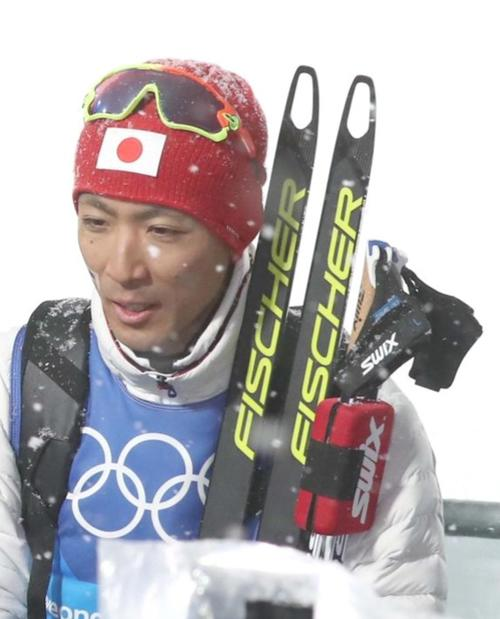 Photo of Akito Watanabe is 6th, retreats from 3rd in the first half by World Cup composite