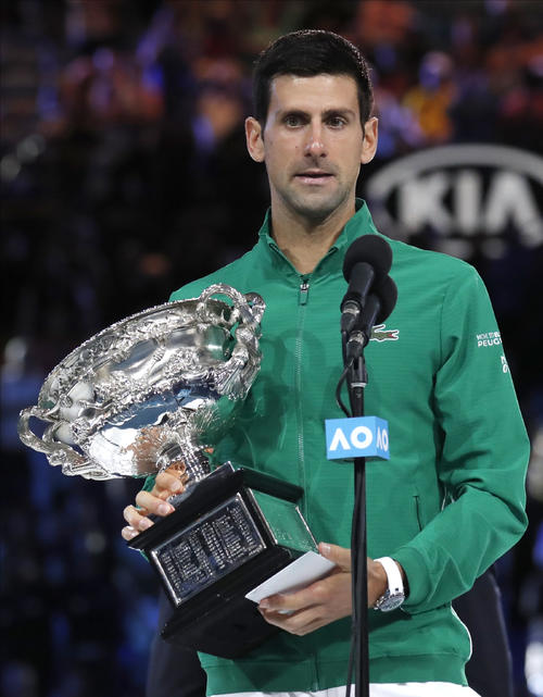 "Photo of Djokovic wins Australian championship ""losing"" in 4 hours fight"