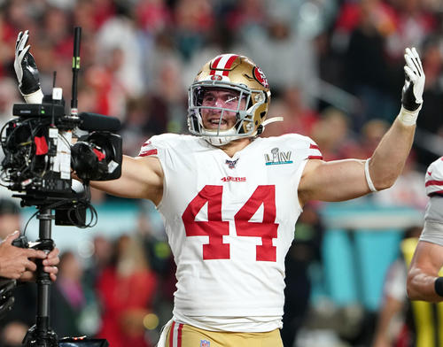 Q2: 49ers use check who decided touchdown [Reuters]