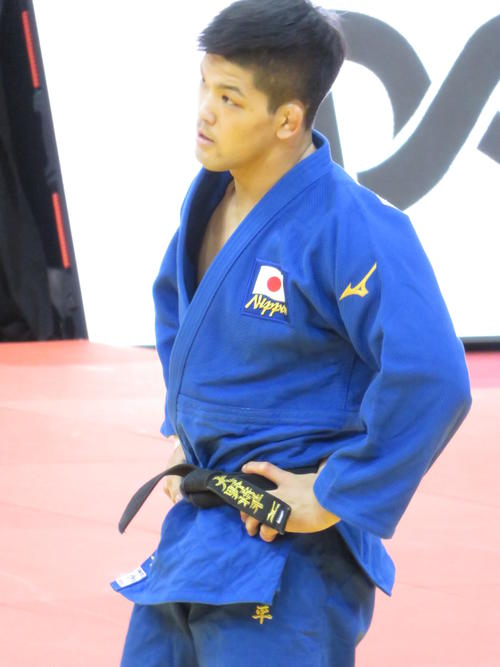 Photo of Shohei Ohno, Olympics rich in the all-one win finals advance