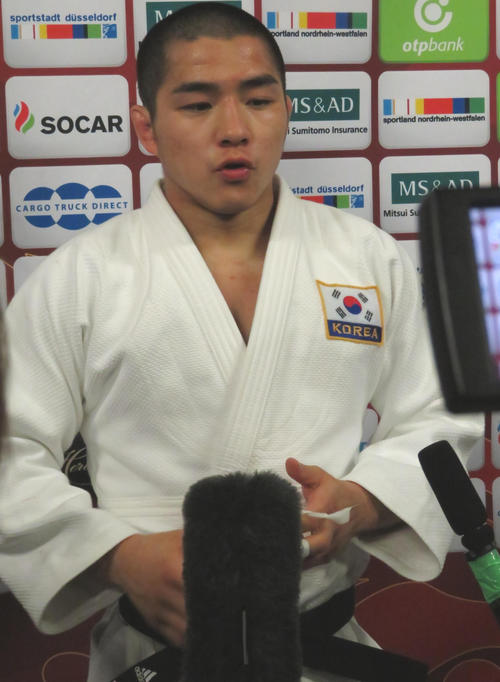 "Photo of Shohei Ohno hats off… Korea / Ahn ""Stronger than expected"""