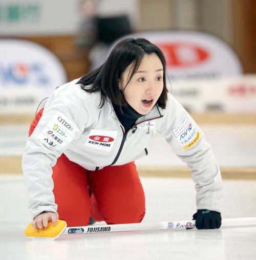 "Photo of May Fujisawa ""close to defeat"" mixed doubles not three consecutive victories"