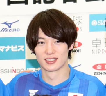 Photo of Matsuken, table tennis Kenta Matsudaira and Free Ana Tamaki Aoi get married