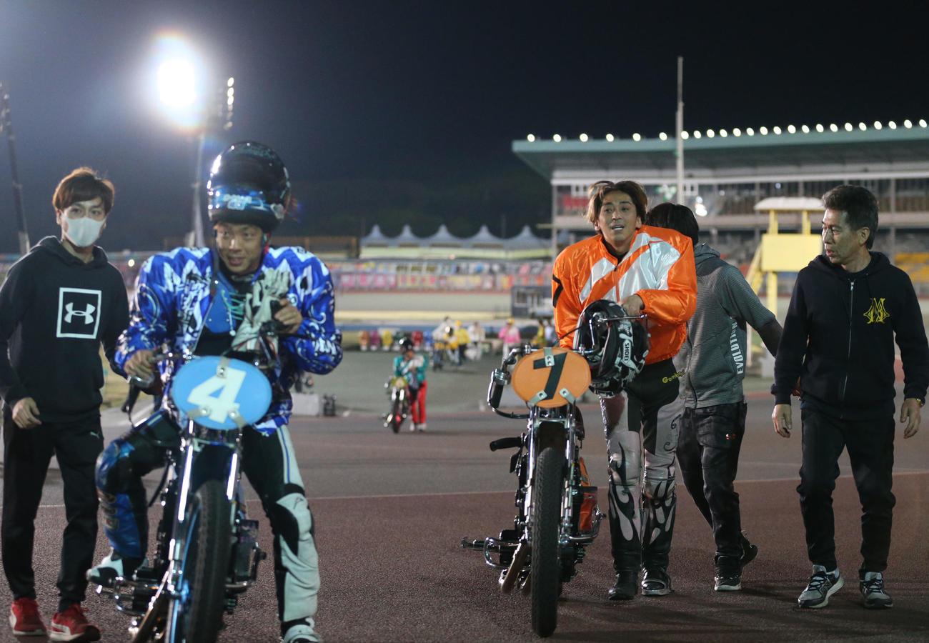 オート レース 飯塚