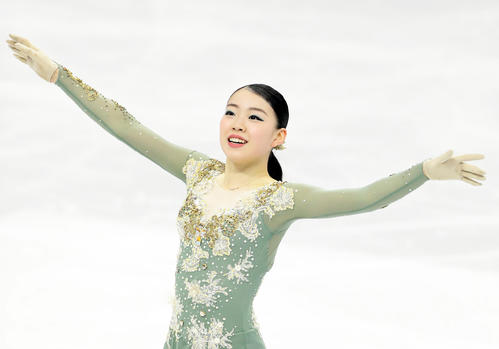 """Photo of Rika Kihira """"House time"""" enrichment … Success video of great skill"""