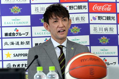 Photo of 折茂「可能性しかない」今後も北海道で次世代育成へ