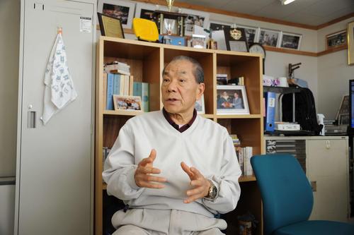 Photo of 新潟大滝新監督「クラブ全体の底力を」/一問一答2