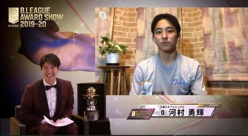 Photo of 河村勇輝はバイクなどで自宅トレ 東京五輪にも意欲