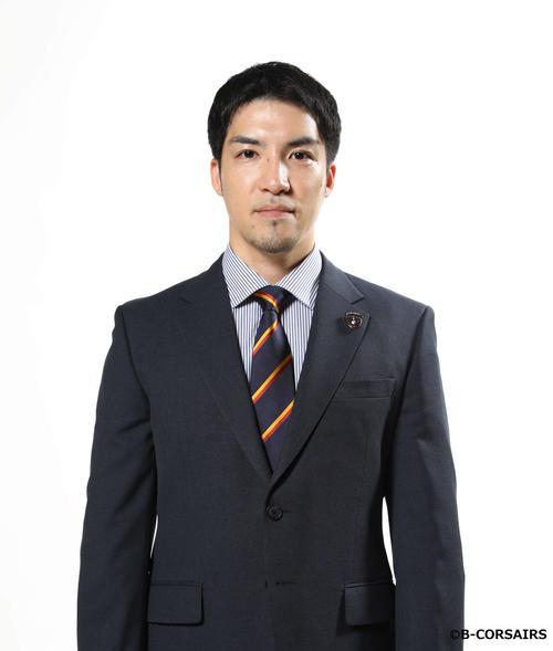 Photo of Mr. Fukuda, former Yokohama coach for B1 Niigata new director