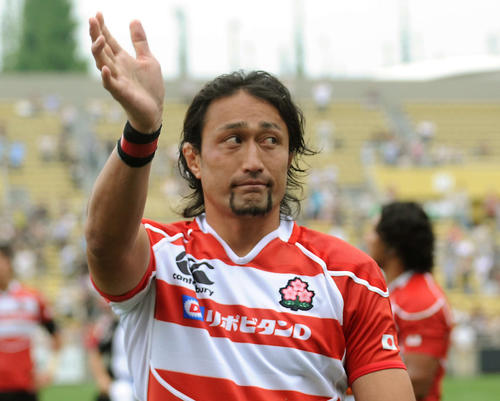 Photo of Rugby Association Considers Presenting Retirement Award to Hitoshi Ohno